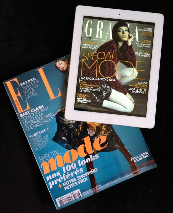mode,vogue,september issue,elle,grazia