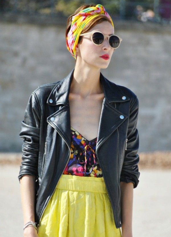THE-STREET-MUSE-MOTO-LEATHER-JACKET-PRINT-TOP-YELLOW-MINI-HEAD-SCARF-STREET-STYLE-NUDE-SUNGLASSES.jpg