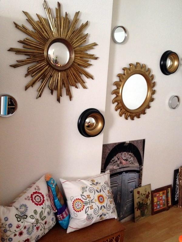 Miroirs, mes beaux miroirs : Doucement le matin, pas trop vite non ...
