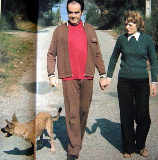 Lilianne et Georges Marchais 1981.jpg