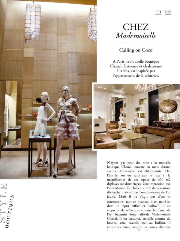mode,beauté,presse numérique,magazine le monde,imad,air france madame,flavor
