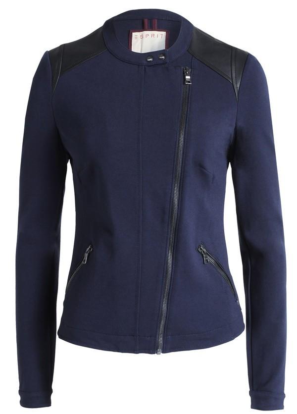 Veste jersey perfecto Esprit .jpg