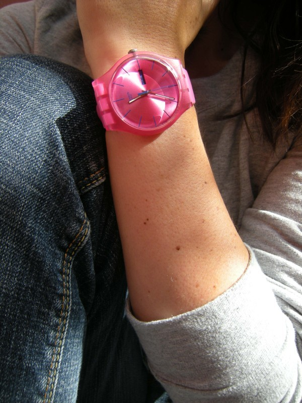 swatch mtv playground,pink rebel,swatch new gent