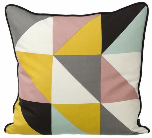 mode,déco,ferm living,papier peint squares,made in design