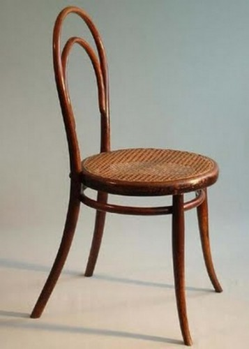 Chaise thonet for Chaise bentwood