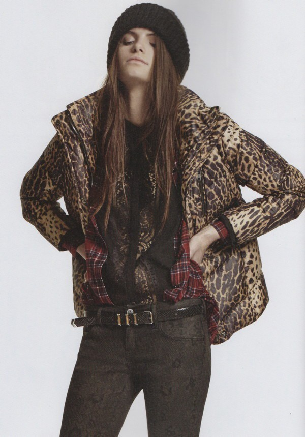 Doudoune The Kooples leopard.jpg